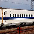 JR西日本 N700系新幹線 N06編成⑥ 786形3000番台 786-3009