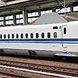 JR西日本 N700系a 新幹線  K12編成⑤ 785-5300番台  785-5312