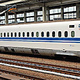 JR西日本 N700系a 新幹線  K12編成⑭ 786-5500番台  786-5512