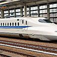JR西日本 N700系a 新幹線  K12編成⑯ 784-5000番台  784-5012