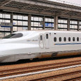 JR西日本 N700系7000番台 S6編成① 781形7000番台 781-7006