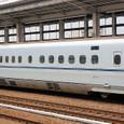 JR西日本 N700系7000番台 S6編成⑥ 766形7000番台 766-7006 半室グリーン車