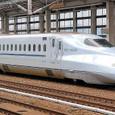 JR西日本 N700系7000番台 S6編成⑧ 782形7000番台 782-7006