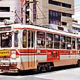 鹿児島市交通局(鹿児島市電) 500形冷房改造車 510