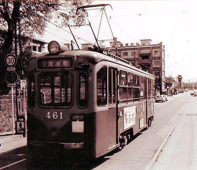 鹿児島市交通局460形電車
