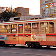鹿児島市交通局(鹿児島市電) 600形冷房改造車 603