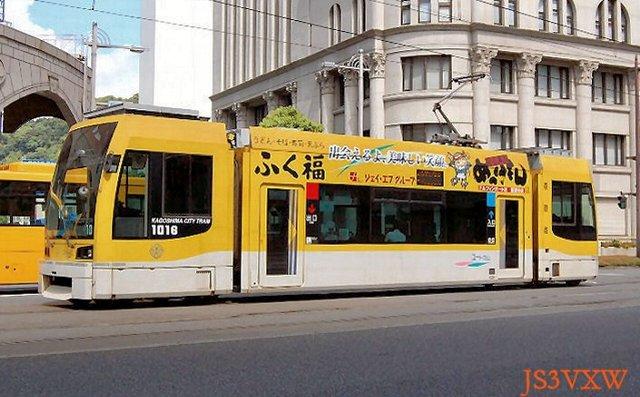 T6 鹿児島市交通局 (鹿児島市電)...