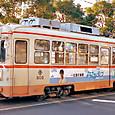 鹿児島市交通局(鹿児島市電) 800形冷房改造車 805