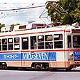 鹿児島市交通局(鹿児島市電) 800形冷房改造車 807
