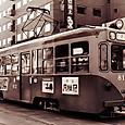 鹿児島市交通局(鹿児島市電) 800形 812 旧塗装