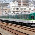 京阪電気鉄道 1000系 新塗装車7連_1504F