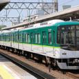 京阪電気鉄道 10000系 新塗装車4連_10005F