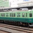 京阪電気鉄道 2200系7連_2221F① 2221 Mc1 抵抗制御車