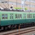 京阪電気鉄道 2200系7連_2221F⑤ 2337 M1 抵抗制御車