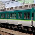 京阪電気鉄道 2400系 新塗装車 7連_2452F③ 2522 M3