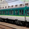 京阪電気鉄道 2400系 新塗装車 7連_2452F④ 2552 T1
