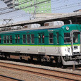 京阪電気鉄道 2600系 新塗装車7連_2604F① 2604 Mc