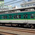 京阪電気鉄道 2600系 新塗装車7連_2604F② 2704 M