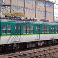 京阪電気鉄道 2600系 新塗装車7連_2604F④ 2724 M