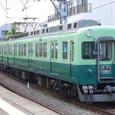京阪電気鉄道 2600系4連_2621F④ 2821 Tc2 新冷房方式試作車