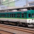 京阪電気鉄道 2630系 新塗装車7連_2632F① 2632 Mc1