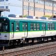 京阪電気鉄道 2630系 新塗装車7連_2632F⑦ 2832 Tc1