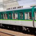 京阪電気鉄道 6000系 新塗装車8連_6001F③ 6601 T