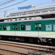 京阪電気鉄道 6000系 新塗装車8連_6014F② 6114-Ⅱ(7000系タイプ) M2