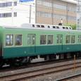 京阪電気鉄道 6000系8連_6008F③ 6608 T
