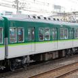 京阪電気鉄道 7200系 新塗装車8連_7201F⑥ 7751 T3
