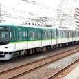 京阪電気鉄道 7200系 新塗装車8連_7201F⑧ 7251 Mc2