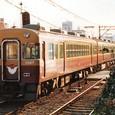 京阪四条をゆく3000系 3507