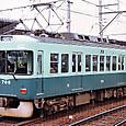 京阪電気鉄道 700形705F② 706 京津線 石山坂本線用 Mc2 もと260形286