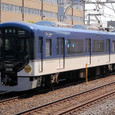 京阪電気鉄道 新3000系 コンフォートサルーン 8連_3006F⑧ 3056 Mc2