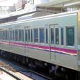 京王電鉄 6000系6013F④ サハ6550形 6563 地上線用8連