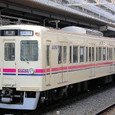 京王電鉄 6000系6044F+6436F⑩ クハ6700形 6744 都営新宿線乗り入れ用