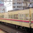 京王電鉄 6000系6044F+6436F⑨ デハ6000形 6044 都営新宿線乗り入れ用