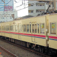 京王電鉄 6000系6044F+6436F⑤ デハ6000形 6244 都営新宿線乗り入れ用