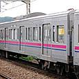 京王電鉄 京王線 7000系 0番台 8連 7710F⑤ サハ7500形 7510 T1