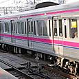 京王電鉄 京王線 8000系 0番台 8801F 4連 ① クハ8750形 8851 Tc2