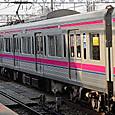 京王電鉄 京王線 8000系 0番台 8801F 4連 ② デハ8050形 8251 M2
