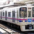 京王電鉄 京王線 9000系 0番台 8連 9704F⑧ クハ9700形 9704 Tc1