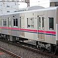 京王電鉄 京王線 9000系 30番台 10連 9736F④ サハ9550形 9686 T2