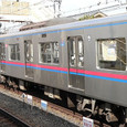 京成電鉄 新3000系8連_3001F④ 3001-4 M2