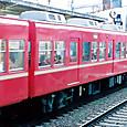 京成電鉄 旧3000系 3100形4連_3105F③ 3107 M2' 1次車(新赤電色)