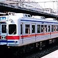 京成電鉄 旧3000系 3100形4連_3125F① 3125 M2 2次車(標準色)