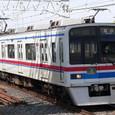 京成電鉄 3400形8連_3641F① 3441 M2c