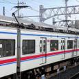 京成電鉄 3400形8連_3641F② 3442 M1