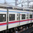 京成電鉄 3400形8連_3641F③ 3443 T