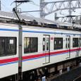 京成電鉄 3400形8連_3641F⑦ 3447 M1